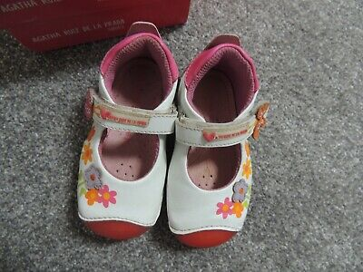 Agatha Ruiz De La Prada Girls Designer Shoes  Uk 4