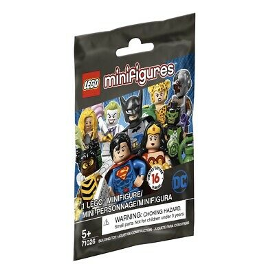 LEGO Collectible Minifigure Series DC Super Heroes (71026)