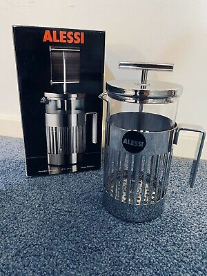 Alessi Aldo Rossi Press Filter 8 Cup - Hard to Find