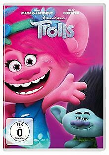 Trolls by Mike Mitchell | DVD | condition very good