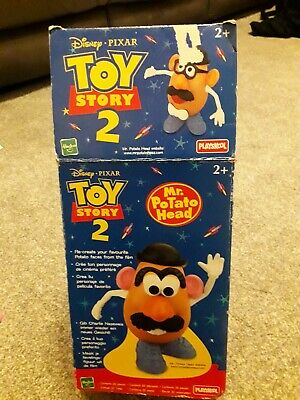 Disney Pixar Hasbro Playskool Toy Story 2 Mr Potato Head inc extra accessories