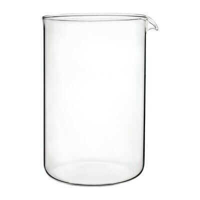 Spare Glass for 12 Cup Coffee Plunger