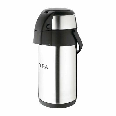Olympia Pump Action Tea Airpot 3Ltr