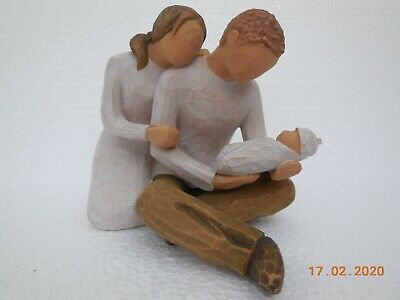 Willow Tree Figurine ~ New Life ~ Susan Lordi 2000