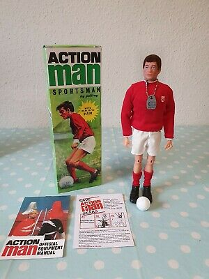 Action MAN 40th Scartoffie famose squadre di calcio; Liverpool Arsenal /& West Ham