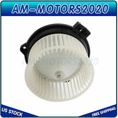 HVAC Blower Heater Motor for Honda CR-V Odyssey 700130 79310SX0A01 w// Fan Cage
