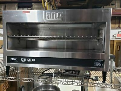 """Cheesemelter, electric, countertop , 36""""L, (4) position chrome-plated wire rack"""