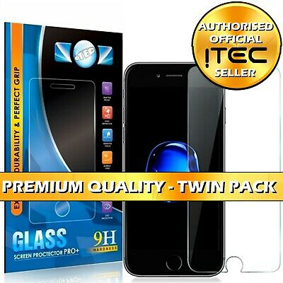 For iPhone 6 Plus & 6s Plus Genuine Tempered Glass Screen Protector