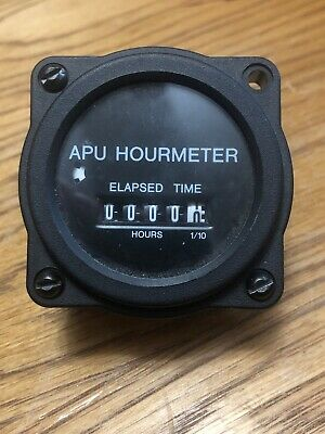 NEW TERMINAL BOARD TIME TOTALIZING HOUR METER K19203-2000W