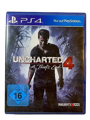 uncharted 4 a thief's end für die PS4