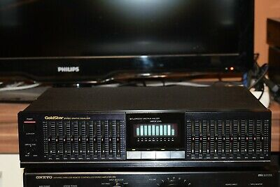 GoldStar GSQ-9320 Stereo Graphic Equalizer