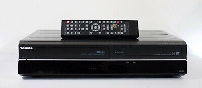 Toshiba DVR-620ku DVD Recorder / VCR Combo Player HDMI with Remote