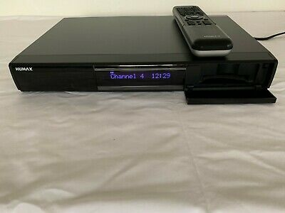 Humax PVR-9300T 320GB Freeview+ TV Recorder with Remote
