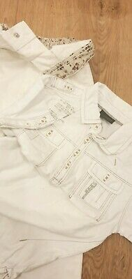 Next White Jeans And Smart Tshirt Boys Age 2-3 Years Cute
