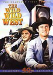THE WILD WILD WEST COMPLETE FIRST 1st SEASON ONE 1 DVD SET TV, Anniversary 40th