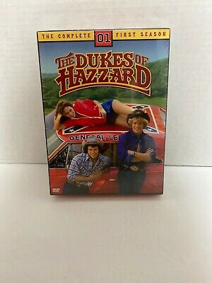 The Dukes of Hazzard - The Complete First Season (DVD, 2004, 3-Disc Set)