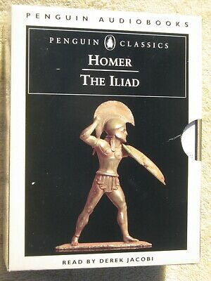 Homer: The Iliad (Audio Cassettes)