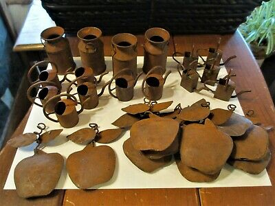 RUSTED MINIATURES LOT of 27