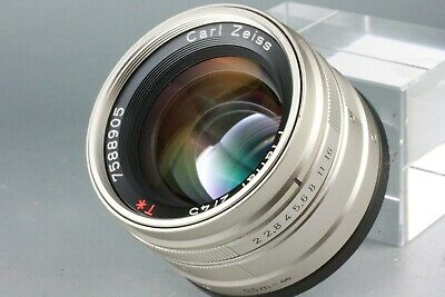 AS IS Contax Carl Zeiss Planar T* 45mm f/ 2 Lens for G1 G2 #113