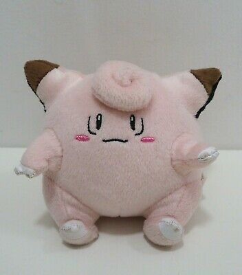 """Official 8.7/"""" 22Cm Clefairy Licensed Pokemon Plush Toys Soft Stuffed Animal Doll"""