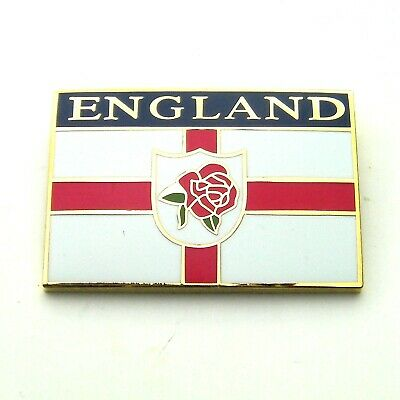 6 Participating Rugby Nations Enamel Lapel Pin Badges