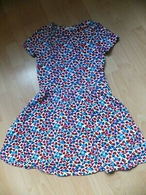 Girls short sleeved dress.  Age 9-10 years.  From M&S.