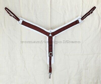 Coraza Western en Nylon y Cordero Horse Breast Collar Nailon Syntetic Lana