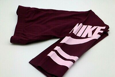 Nike girls Sportswear Graphic Leggings 10-12yrs