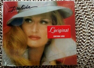 DALIDA / OM. - CD (France 1997 - digipak) SIGILLATO / SEALED