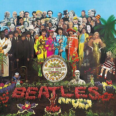 The Beatles - Sgt.Pepper's Lonely Hearts Club Band - 180 Gram Vinyl LP - New