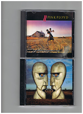 2 Cds  von Pink Floyd - A collection of great dance songs + The Division Bell