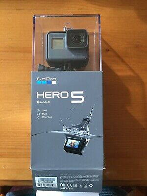 Go Pro Hero 5 Action Camera/Camcorder With Accessories