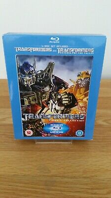 Transformers Movie DVD Collection Blu Ray Boxed Set