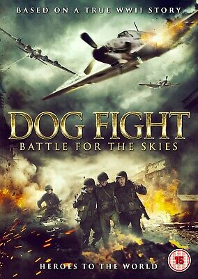 Dog Fight: Battle For The Skies (Released 3Rd February) (Dvd) (New)