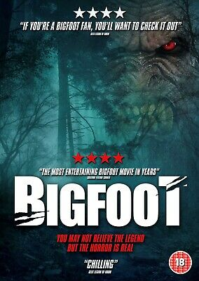 Bigfoot (Released 27Th January) (Dvd) (New)