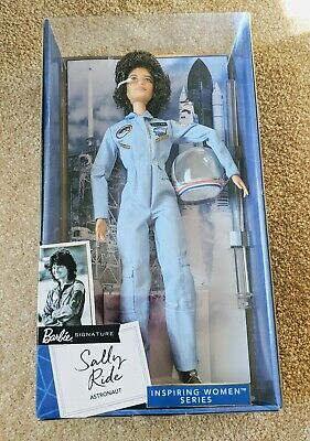 MATTEL Barbie: Inspiring Women: American Astronaut Sally Ride Collector Doll