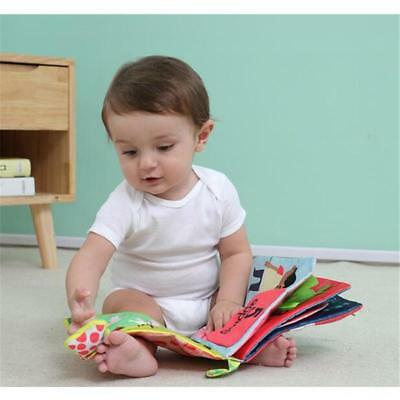 Story Book Interactive Education Baby Interactive Education Cloth Book JA