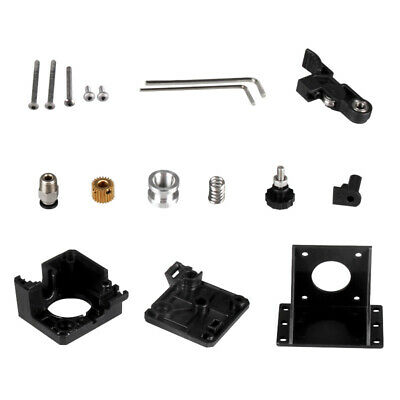 3D Printer Parts Extruder Fully Kits Hotend Extruder 1.75MM Filament FeederG6W9