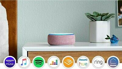 Amazon Echo Dot (3a generazione) Altoparlante intelligente ALEXA - Malva