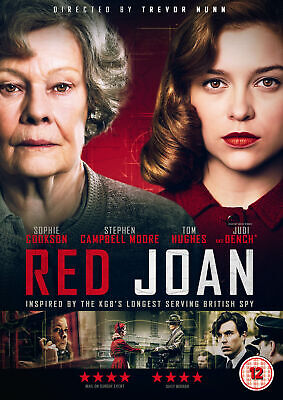 RED JOAN (DVD) (New)