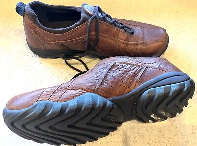 Clarks Outdoor Brown Walking Shoes Size 8 G. VGC