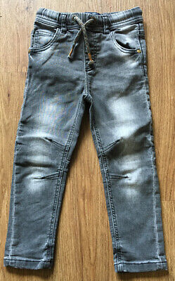 Boys Grey Jeans, Age 2-3, Next