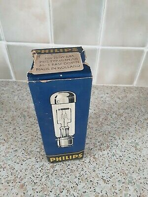 Vintage Philips A1-53 Base Down Projector Bulb