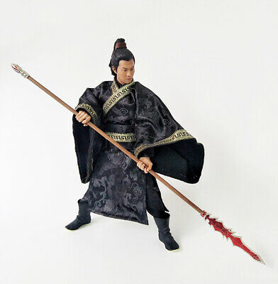 1/6 Scale Soldier Cloths Model Ancient Chinese Inner Lining Of General's Armor