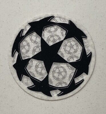 UEFA Champions League Starball Sleeve Patches/Badges 2012-Present