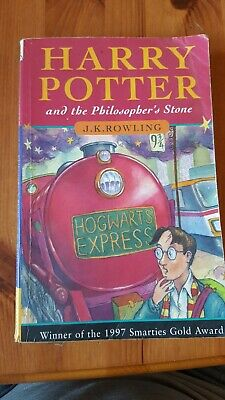 harry potter and the philosophers stone 1st edition 33rd print