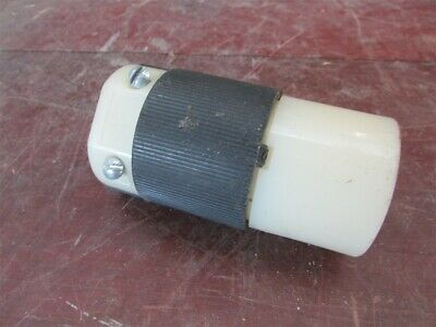 20 Amp Hubbell Female Twist Lock Electric Plug D-14