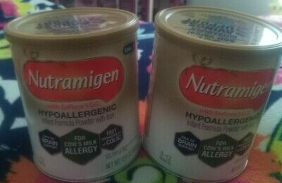 nutramigen infant formula 12.6oz (4 cans)