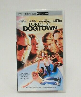 Lords of Dogtown UMD Movie