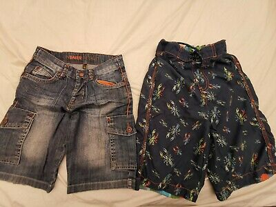 Boys Ted Baker shorts Bundle age 5 Years